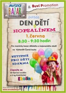 1.6.2014 - AVIZO BAZAR a Hopsalin